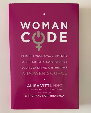Livro Womancode, de Alisa Vitti