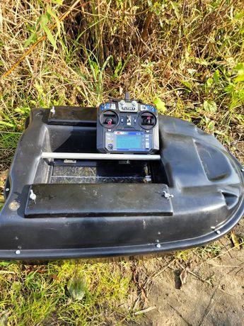 Łódka zanetowa fish hunter + pokrowiec
