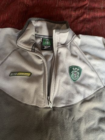 Camisola de treino scp sporting reebok