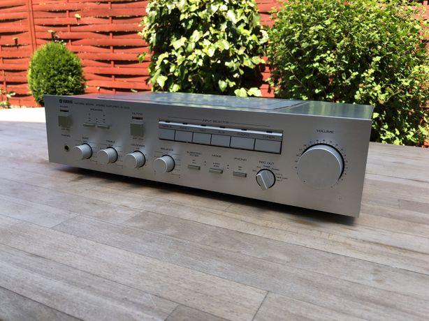 Wzmacniacz stereo Yamaha A500 - 2x75 watt 8 ohm, vintage, super stan