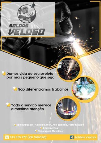 Soldadura / reparações