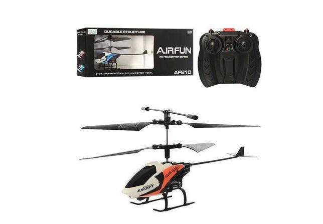 Радиоуправляемый вертолет AF610 Air Fun