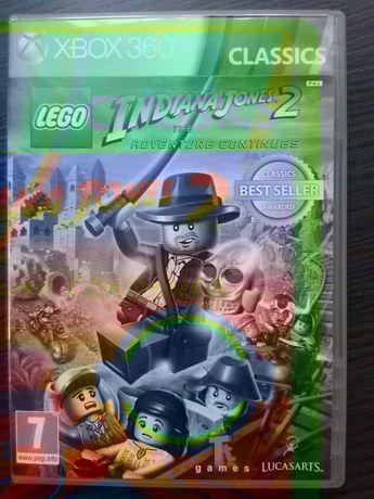 Gra Indiana Jones 2 XBox 360