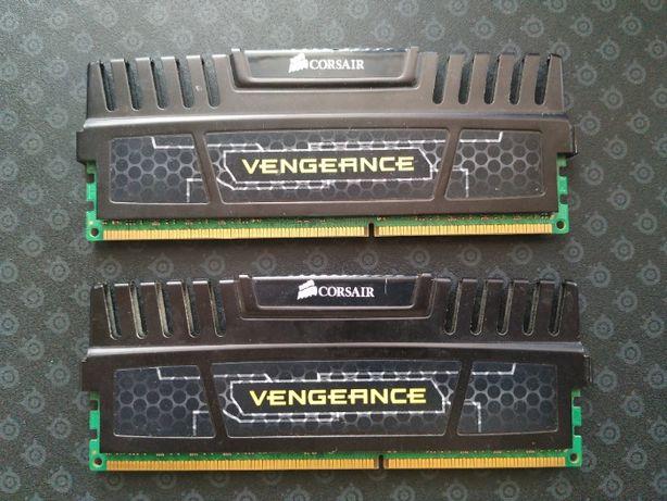 Память Corsair 16 GB (2x8GB) DDR3 1866 MHz CMZ16GX3M2A1866C9