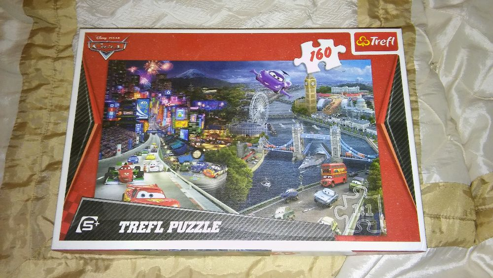 Auta 2 puzzle 160 el. Bydgoszcz - image 1