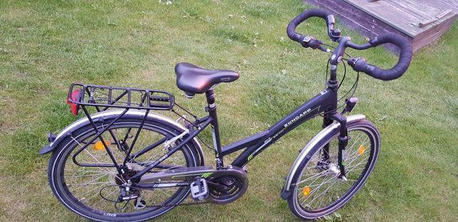 "Rower Niemiecki ZUNDAPP Silver 4.0, 26"" Rama ALU"
