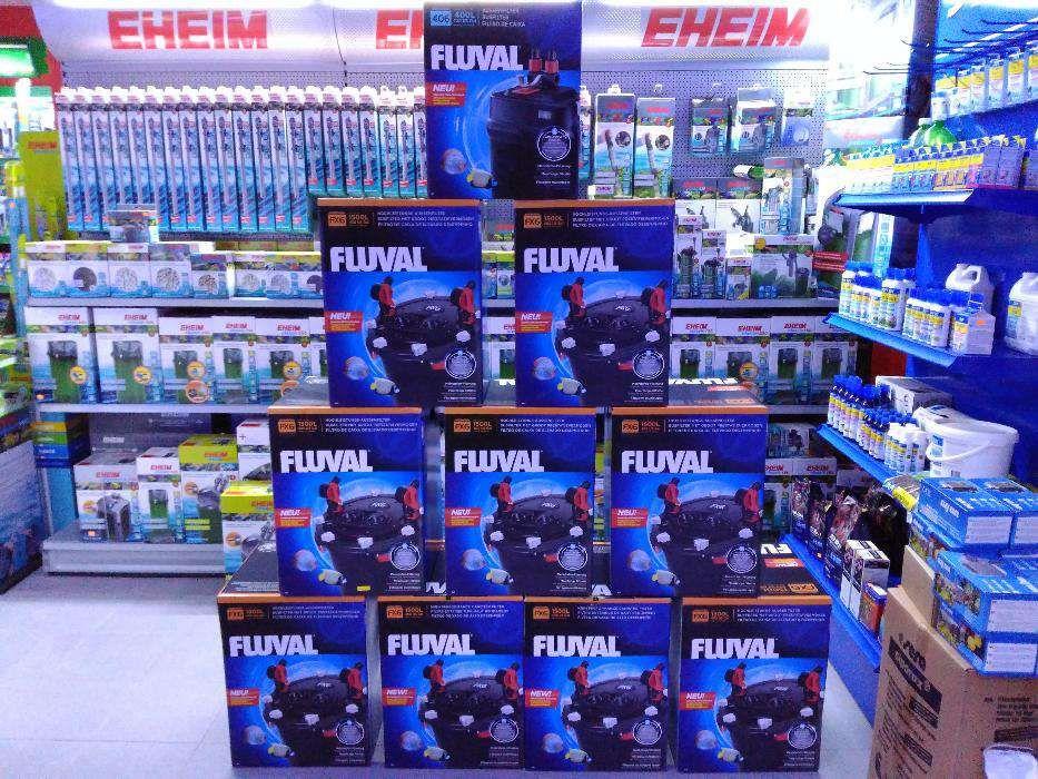 Filtro para aquario fluval fx6 novo