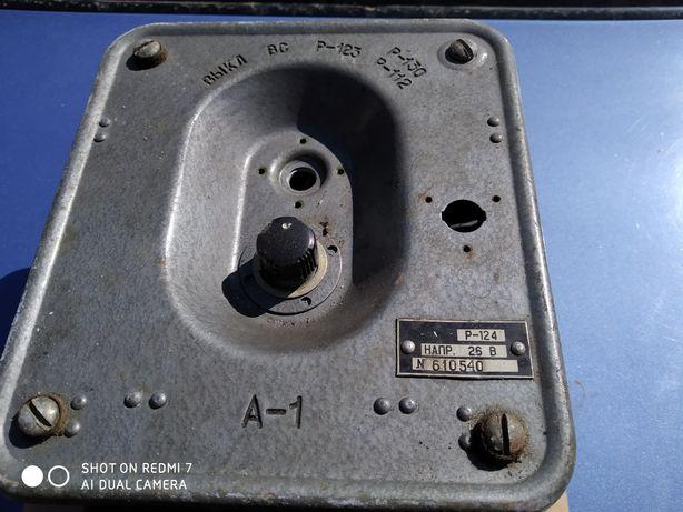 Блок А1 переговорного устройства Р-124