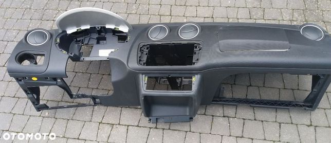 Seat Ibiza 6J konsola