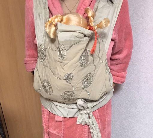 Кенгуру слинг для переноски младенцев