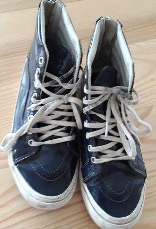 Półbuty, buty Vans 36, 22,5 cm granatowe