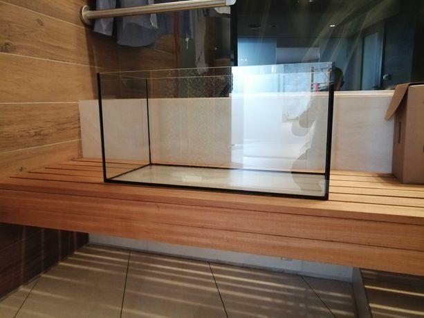 Akwarium / Terrarium 80x35x40 Idealne dla żółwia