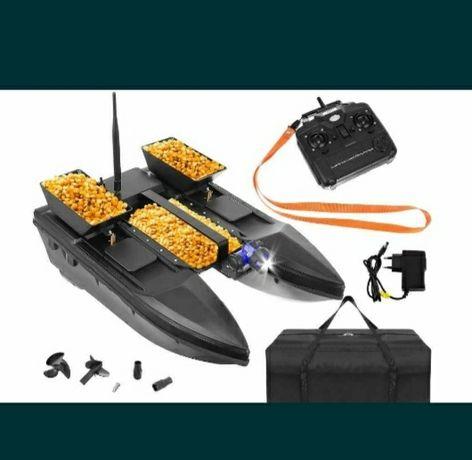 Łódka zanetowa katamaran