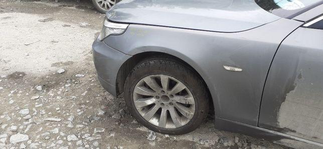 BŁOTNIK Lewy Przedni Przód BMW 5 E60 E61 LIFT 07r-10r A52/7