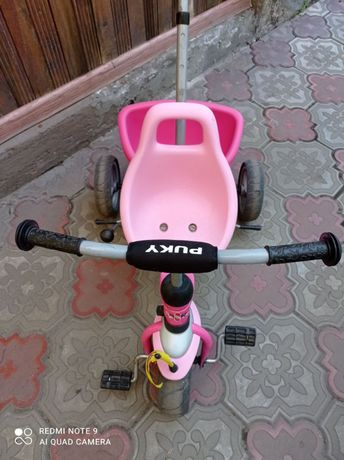 Трехколесный велосипед Puky