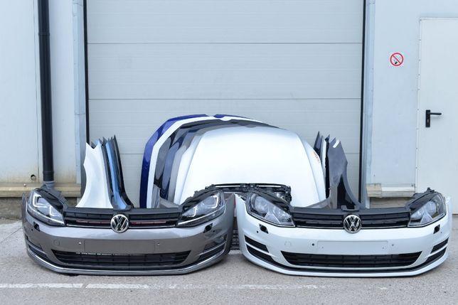 Капот фара правая левая крыло бампер телевизор панель VW GOLF VII