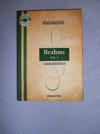10 CD Brahms Vol. 1 Arcydzieła Mistrzów De Agostini
