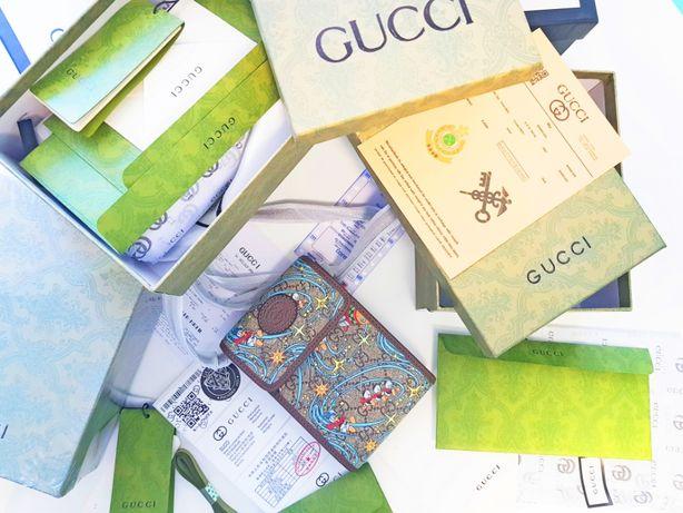 Gucci x Disney Стильная мини сумка под iPhone