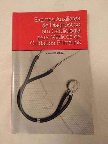 Livro Exames auxiliares de diagnóstico em Cardiologia