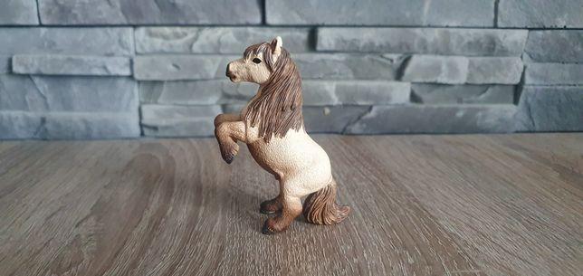 Schleich figurka kolekcjonerska kucyk ogier shetland