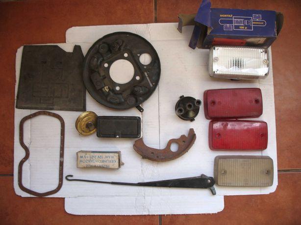 części zamienne Fiat 126p/bis