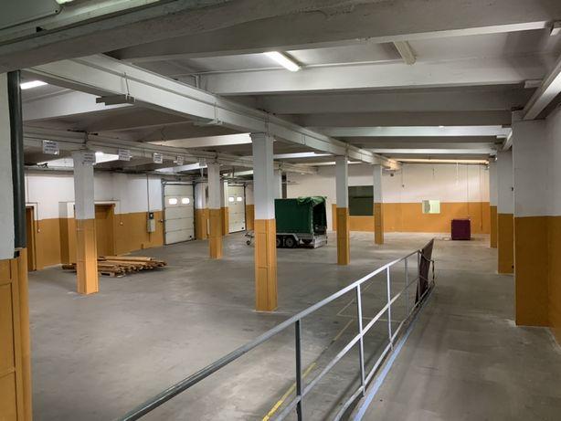 Do wynajęcia hala/ magazyn plus powierzchnia biurowa, rampa, parking