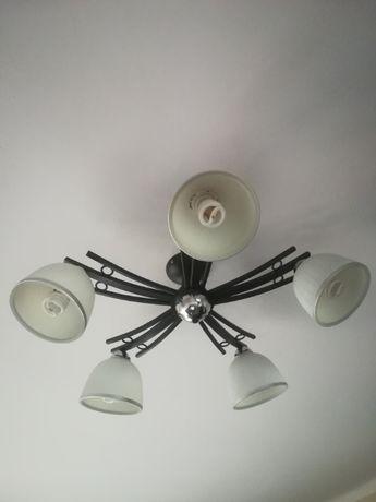 Lampa sufitowa, plafon Luminex Avia + dwa kinkiety