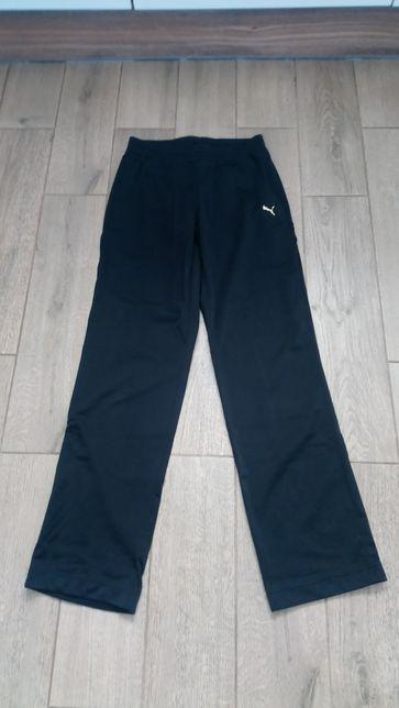 Spodnie dresowe damskie czarne Puma XS