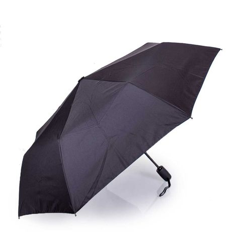 Крепкий мужской зонт полный автомат/складной зонтик/антиветер