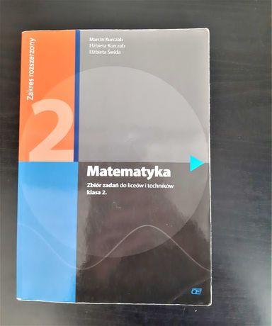 Matematyka 2. Podręcznik i zbiór zadań do liceów i techników.