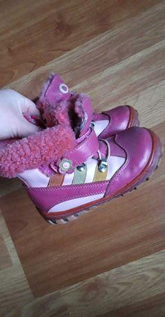 Дитяче зимове взуття сапожки