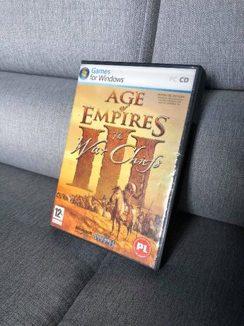 Gra Age of Empires The War Chiefs PC