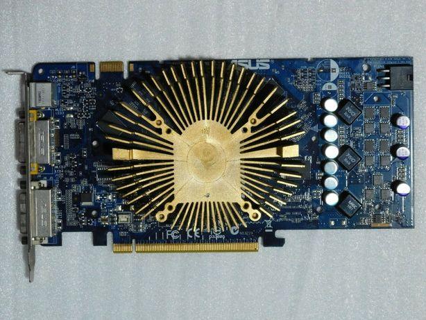Видеокарта ASUS EN9600GT/HTDI/512M/A GeForce 9600GT PCIe Dual