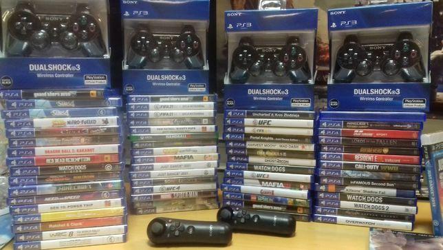 Sprzedam nowe gry ps4: Crash, wrc, fifa, ufc, sims, minecraft, just