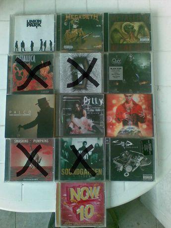 Cd  originais musica metal e outros (coleção)