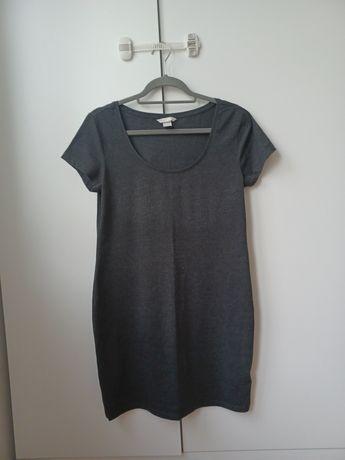 Letnia sukienka codzienna H&M L 40