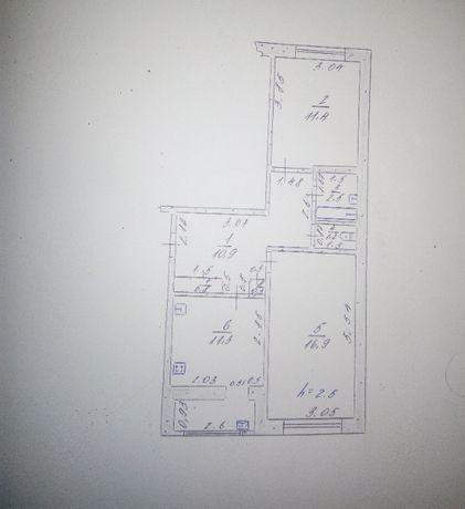 Продам 2-ком квартиру на ул. Мира