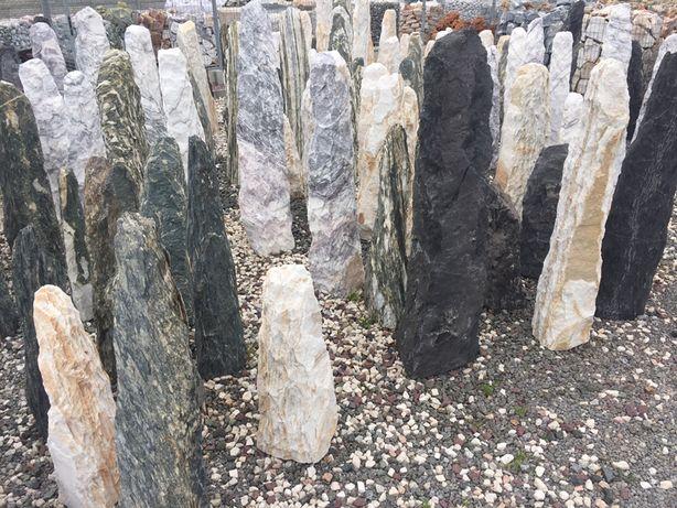 Мраморні Кам'яні стовби для ландшафту,ОПТ та в РОЗДРІБ