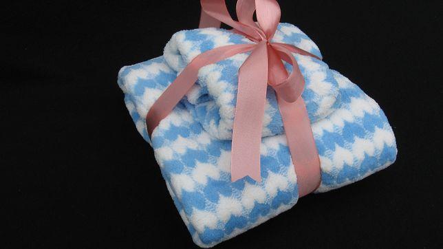 Подарок -комплект полотенец с микрофибры, полотенце для пляжа,бани,