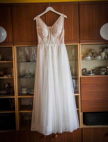 Suknia ślubna Sanario plus GRATISy