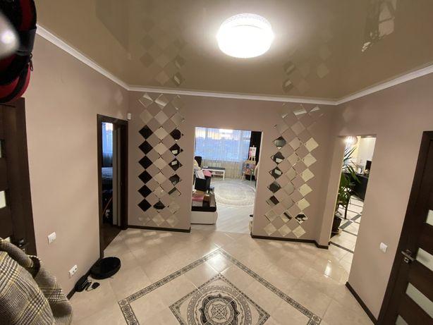 Квартира 2 кім. 84м кв. вул. Бережанська