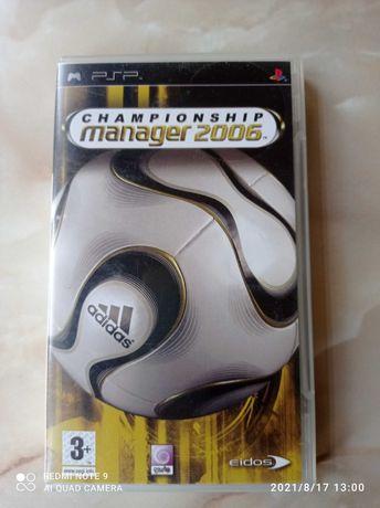 PSP Championship Manager 2006