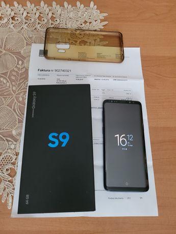 Sprzedam Samsung Galaxy S9 stan idealny!