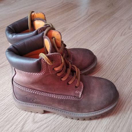 Осенние ботинки Weinbrenner