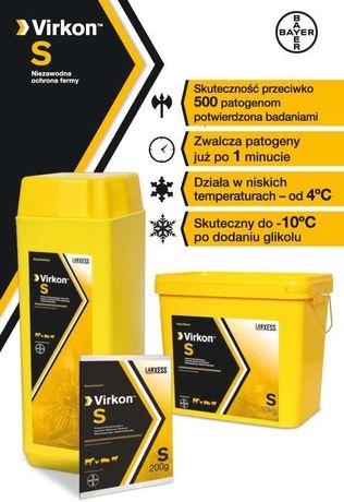 Virkon S 5 kg - skuteczna dezynfekcja polecam