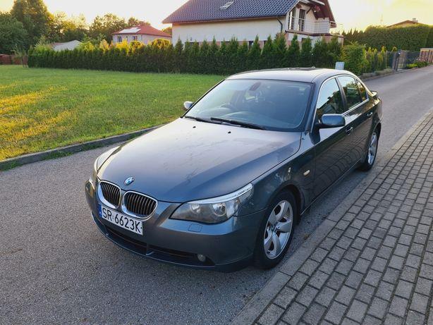 Bmw e60 2.5 2006r Sedan Anglik  Okazja Cena! Zarejestrowany w Polsce!