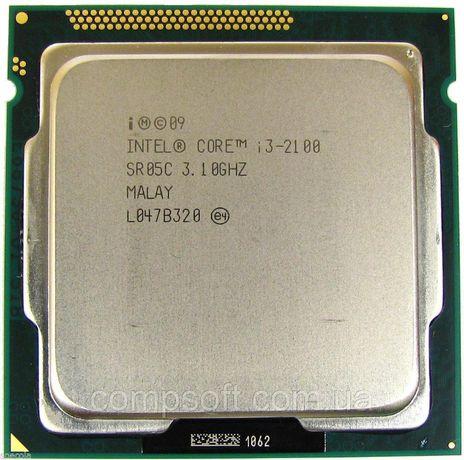 Процессор Intel® Core™ i3-2100
