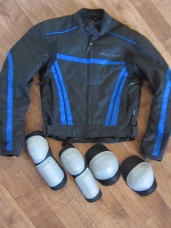 Мото куртка Milano Sport
