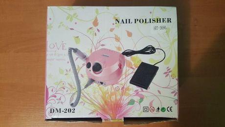 Фрезер для маникюра и педикюра Nail Drill DM-202 35000 оборотов 30 Вт