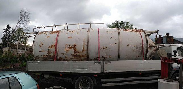 Silos lejowy 30 ton zboża, cement 60 ton sprzedam